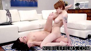NubileFilms - Redhead Beauty Bree Daniels Lesbian Encounter