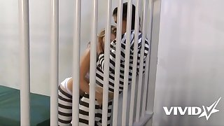 Vivid.com - Lesbian prisoned jailed bitches