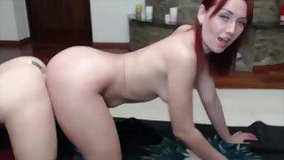russian amateur lesbian pornstars fuck with double dildo