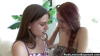 Two Sweet Babes Have The Lesbian Sex Of Their Lives