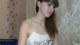 04 Russian teen Julia webcam show-Get CAMS of girls like this on LESBIAN-SEX.ML