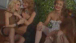 The vintage lesbians