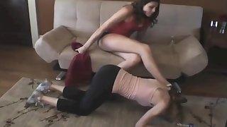 Donatella & slave mia - a steady old-fashioned involving the galumph